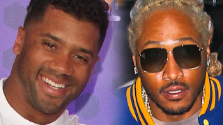 Russell Wilson RESPONDS To Future's BELLIGERENT Threats!