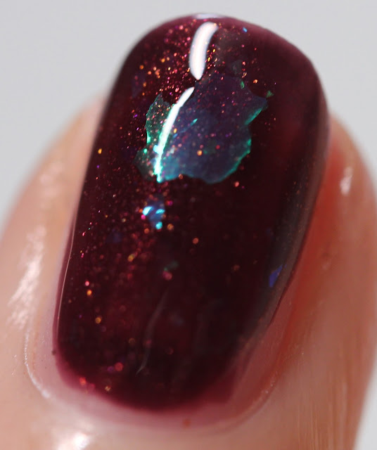 Girly Bits Cosmetics Dark Reflection February COTM