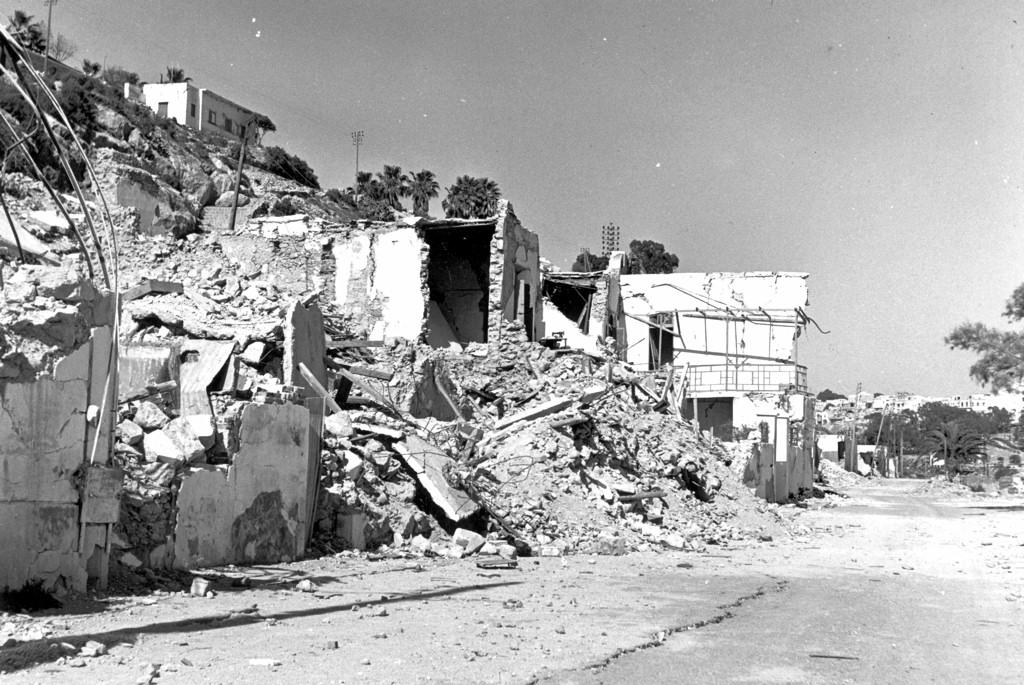 Image result for 1960 Agadir Earthquake