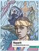 Libro de texto La entidad donde vivo Nayarit Tercer grado 2021-2022