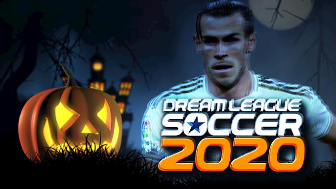 El Nuevo DREAM LEAGUE SOCCER 2020 Especial de Hall0ween Nueva Intefaz y Graficos Actualizaci0n