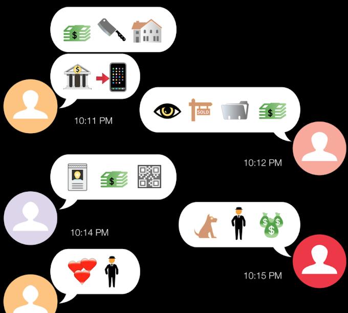 Las mujeres hablan de dinero, con su grupo de texto