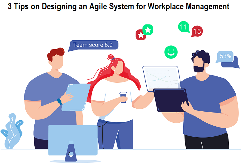 Agile System for Workplace Management