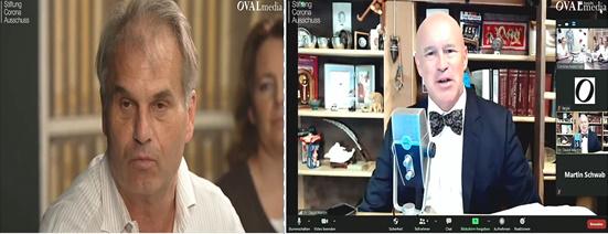 EL DR. DAVID MARTIN PRESENTA LAS PATENTES QUE PONEN EN EVIDENCIA LA CONSPIRACIÓN CRIMINAL DEL COVID-19