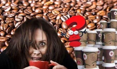 Можно ли похудеть, если пить много кофе