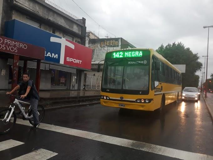 Se normaliza el servicio de colectivos de todas las lineas en VGG: El 35/9 y el Expreso vuelven a funcionar