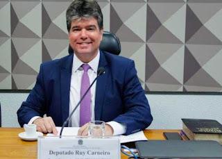 Ruy Carneiro cobra urgência na liberação dos recursos da Lei Aldir Blanc