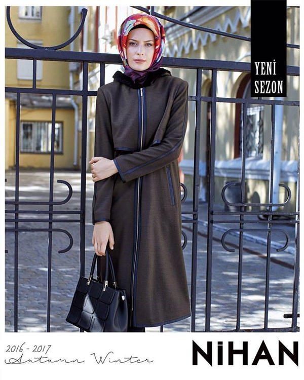 Nihan Giyim 2017 Kış Koleksiyonu