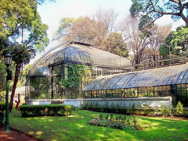 Visita ao Jardim Botânico