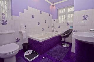 ديكور حمامات جديد