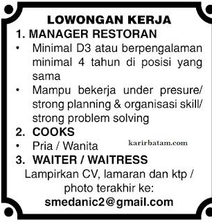 Lowongan Kerja S Medanic Indonesia