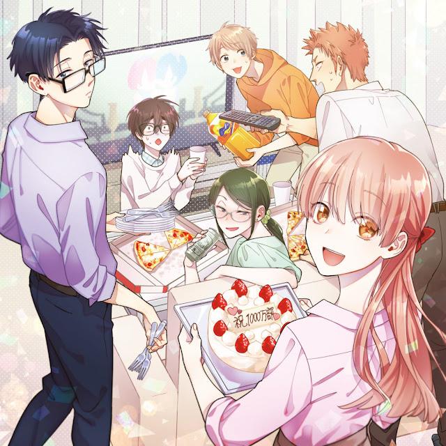 7 Rekomendasi Anime Comedy Romace dengan Alur Ringan tapi Seru
