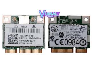 Contoh Komponen CPU Dan Fungsinya Beserta Gambarnya - WLAN Card