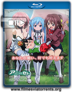 Sora No Otoshimono 1ª Temporada Torrent - BluRay Rip