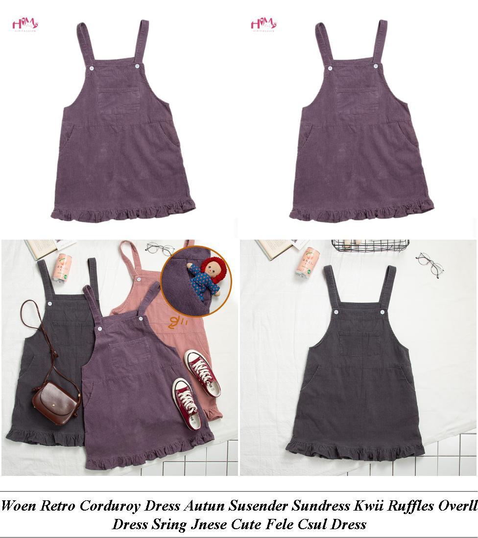 Casual Everyday Dresses - Uk Vintage Clothing Fairs - Dress Lue