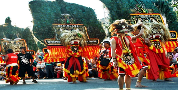 Kesenian di Indoensia yang Mendunia