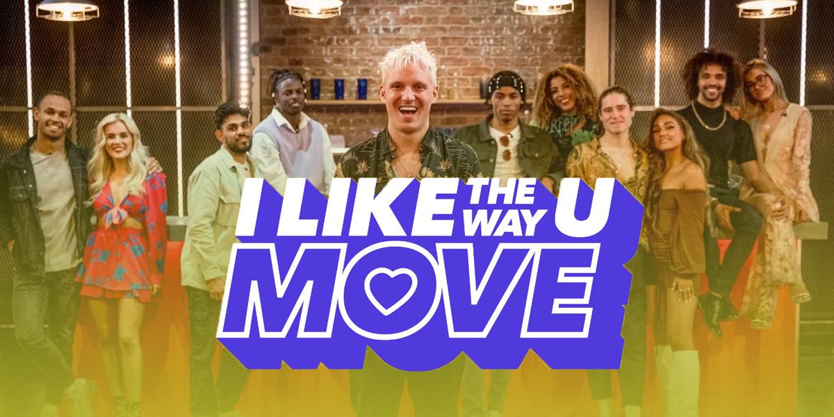 I Like the Way U Move logo