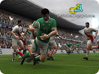 EA Sports Rugby 08 Gameplay 4
