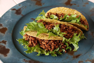 Vegetarian Tacos Recipe Indian