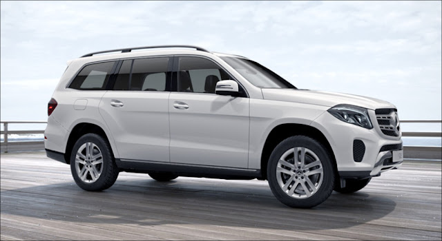Mercedes GLS 350d 4MATIC 2019