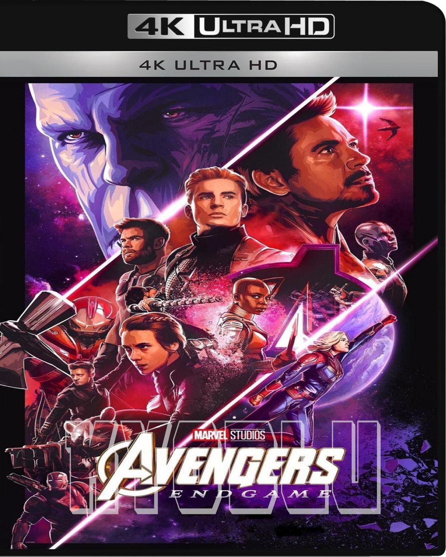 Avengers: Endgame [2019] [UHD] [2160p] [Latino]