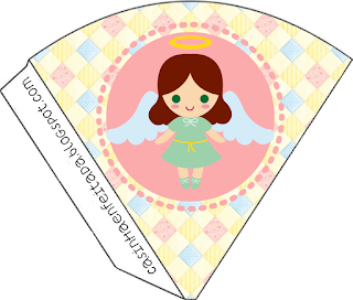 Baby Girl Baptism: Free Party Printables.