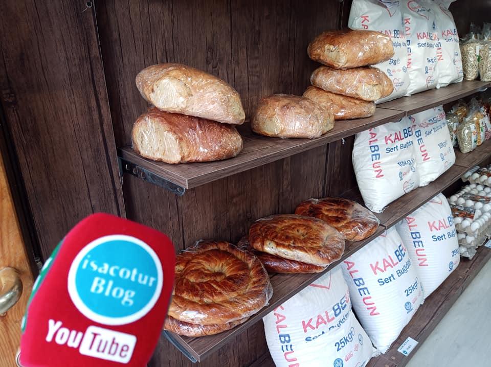 Kalecik Tanzim Satış Marketi Kızılay Kalecik ekmeği, Kalecik Cevizli Çöreği