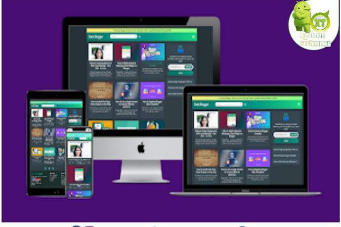 Download Super fast Amp Blogger Theme Premium Version