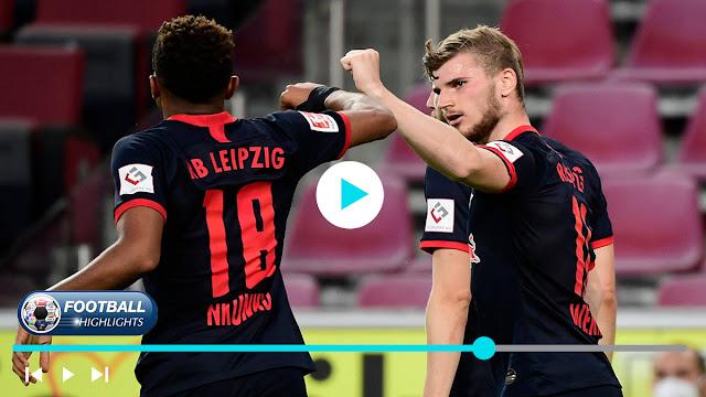Köln vs RB Leipzig – Highlights