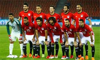 موعد مباراة منتخب مصر والكويت غدا الجمعة الموافق 25-5-2018 والقنوات الناقلة