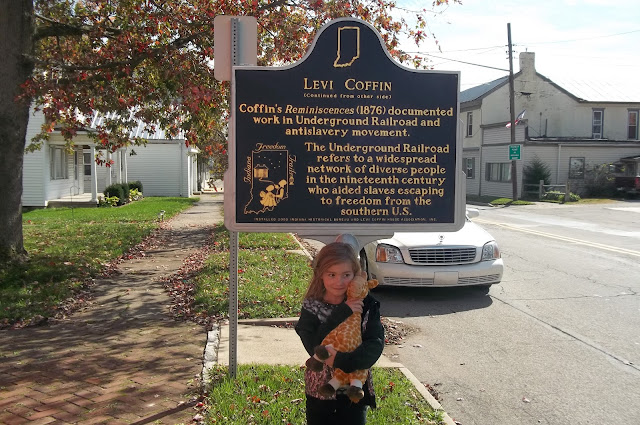 Take a Field Trip: Tour the History of the Underground Railroad and Levi Coffin in Richmond, Indiana