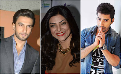Varun Dhawan, Sushmita Sen Ranveer Singh and Bollywood Celebrities TwitterReaction on India vs Pak Final