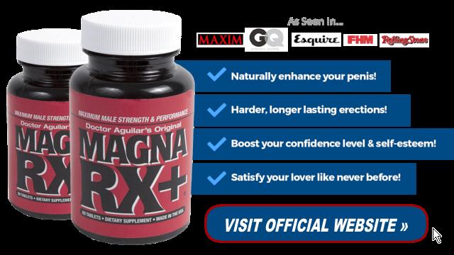 MagnaRx+ Benefits
