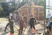 DanSatgas TMMD Ke-111: Rehab Pembangunan Masjid Di Tola Masih Terus Dikerjakan