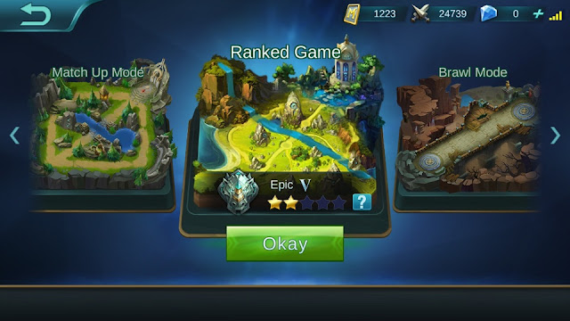 Beberapa Mode Pertandingan di Mobile Legends