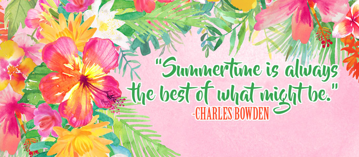 Summertime Facebook Cover Photos