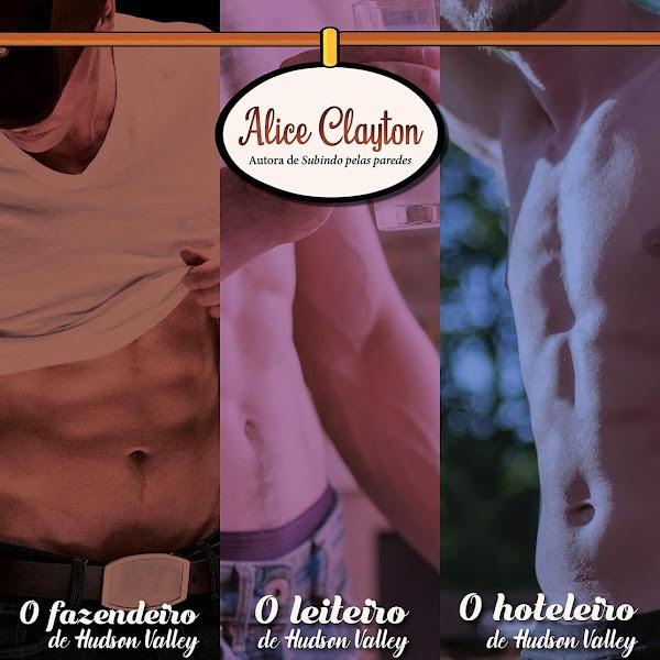 [LANÇAMENTO] Série Hudson Valley de Alice Clayton
