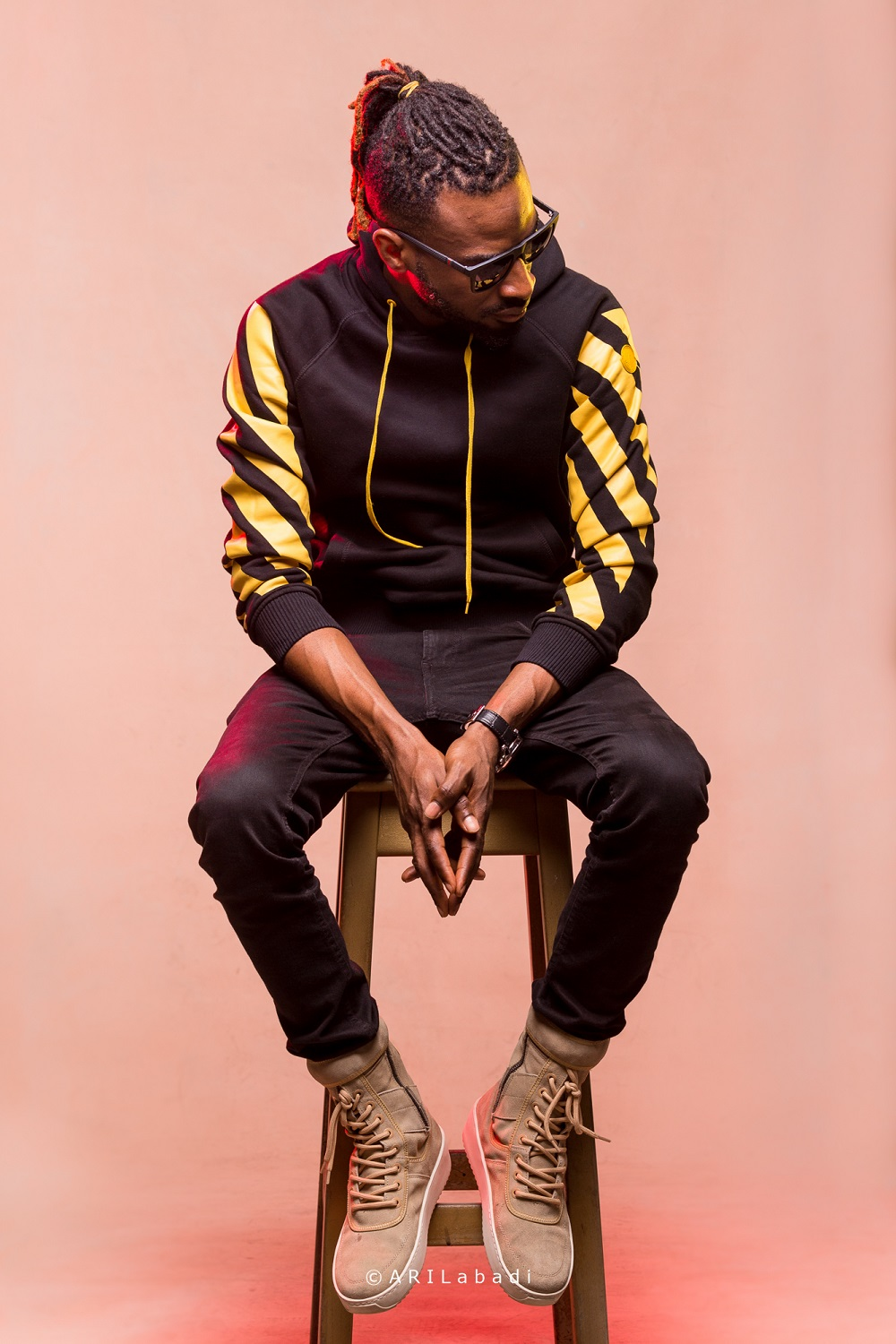 "Checkout ""Alago Meji' 9ice's Debuts New Look In New Photo Shoot"