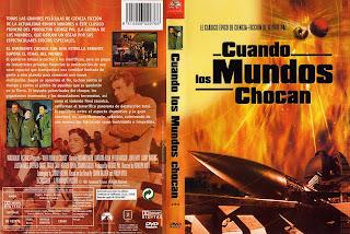 Carátula de la película: Cuando los mundos chocan: (1951)