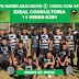 Copa Nambi: Leandro marca três vezes e Unidos de Minas vence a 2ª