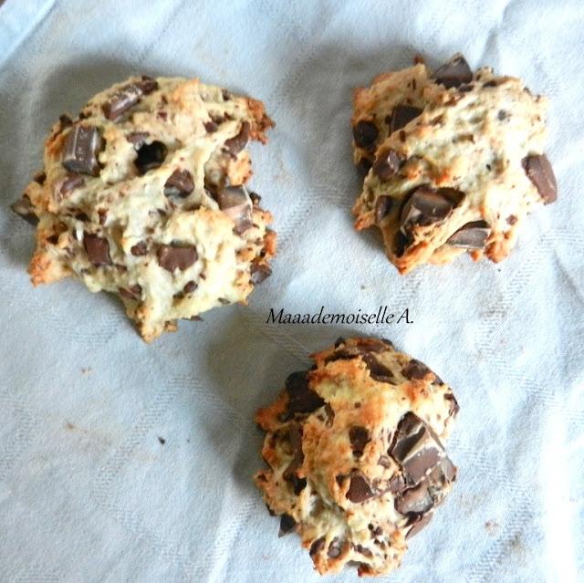 || Gâteaux individuels choco-coco véganes (sans lait, beurre, oeufs)