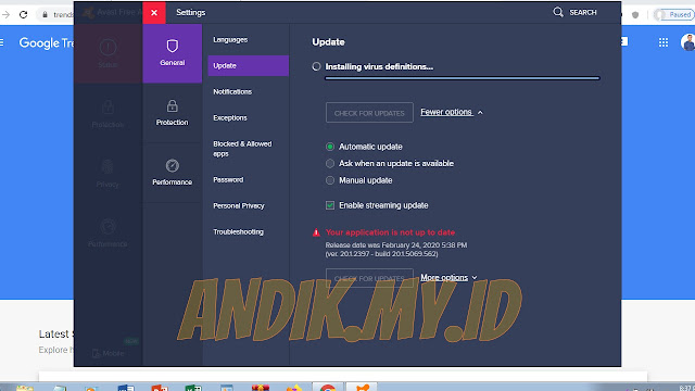antivirus, avast, ransomware, teknologi, komputer, windows, windows 10, windows defender
