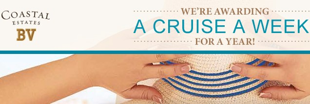 BV CRUISE A WEEK SWEEPSTAKES