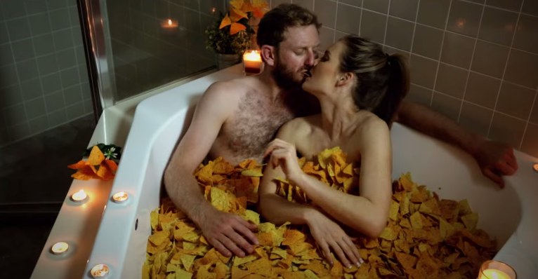A Cheesy Love Story - The Ad Doritos Does Not Want You to See