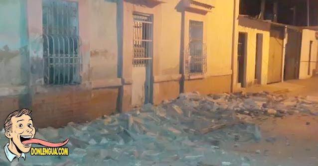 Temblor ocurrido en Aroa se sintió en casi toda Caracas