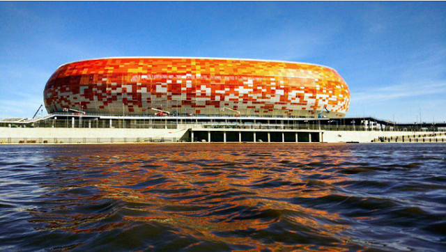 Mordovian Arena, Saransk