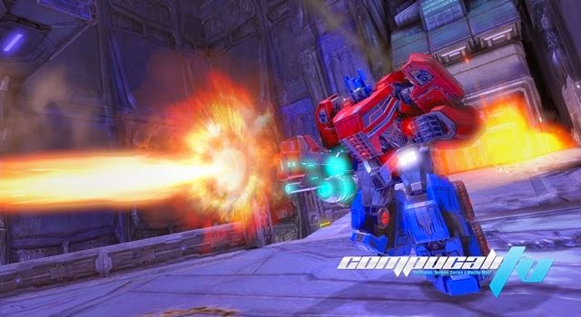 Transformers Rise of the Dark Spark PC Full Español