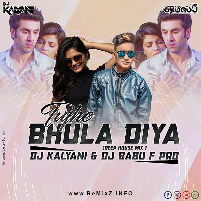 Tujhe Bhula Diya (Deep House Remix) - DJ Kalyani X DJ Babu F Pro