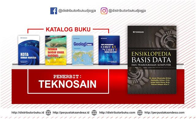 Buku Terbaru Terbitan Penerbit Teknosain