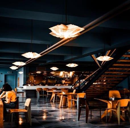 أشهر المطاعم في دبي